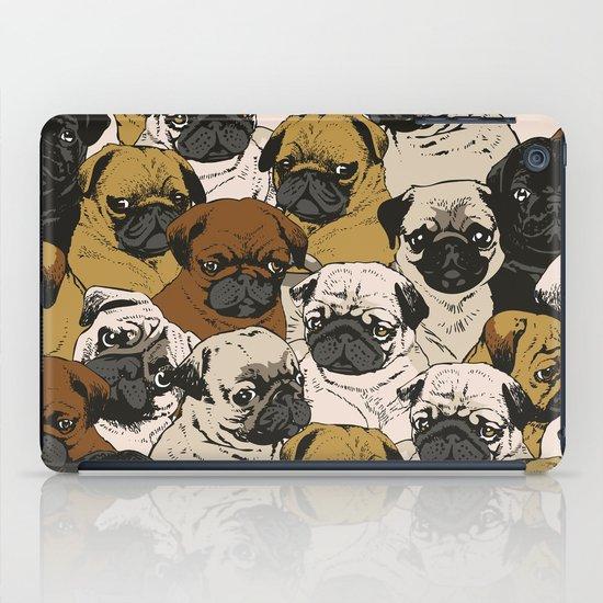 Social Pugz iPad Case