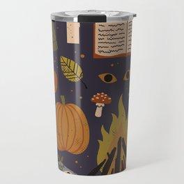 Autumn Nights Travel Mug