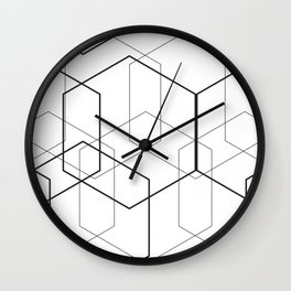 Asymmetry Overlap Wall Clock