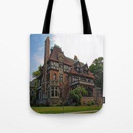 Old West End Brown 20- II Tote Bag