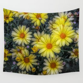 A Pop of Color Wall Tapestry