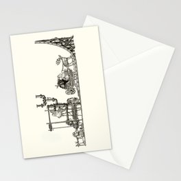 Elf Launcher Stationery Cards