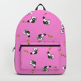 Cows and Pizza Backpack