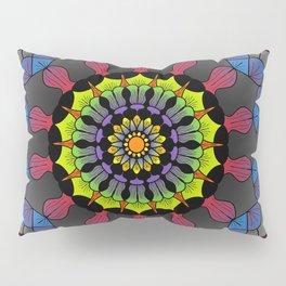 Boom mandala Pillow Sham