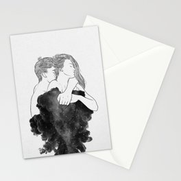 You are my peaceful heaven. Stationery Cards