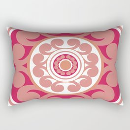 Roundie 2 Rectangular Pillow