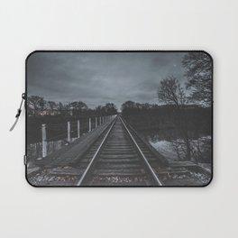 Dark Tracks Laptop Sleeve