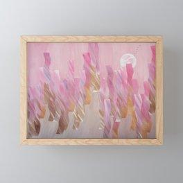 Equinox Full Moon Framed Mini Art Print