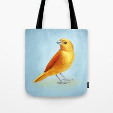 Wild Canary Tote Bag