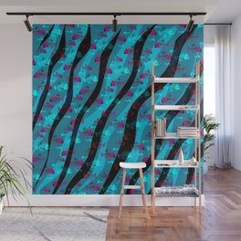 Sea Fishes Wall Mural