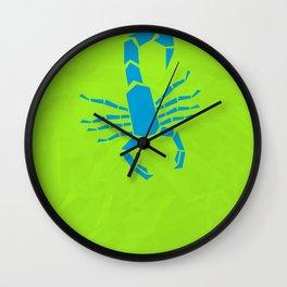 Stinger ver.2 Wall Clock