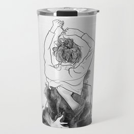 I want to know you little more deep. Travel Mug