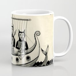 The Harpooners  Coffee Mug
