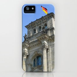 Reichstag, Berlin, Germany iPhone Case
