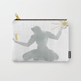 Spirit of Detroit Carry-All Pouch