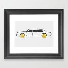 Lemosine Framed Art Print