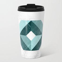 """O"" Drop Cap Travel Mug"