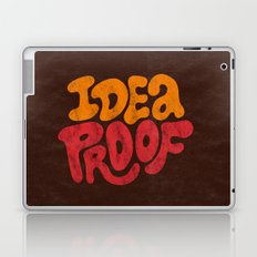 Idea Proof! Laptop & iPad Skin