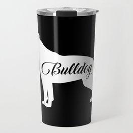 Bulldog Travel Mug
