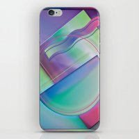 memphis iPhone & iPod Skins featuring memphis by Hannah Siegfried