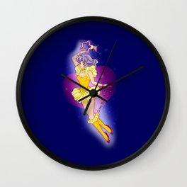 Creamy Mami Wall Clock