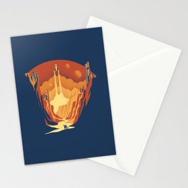 New World Stationery Cards