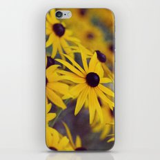 You make me happy iPhone & iPod Skin