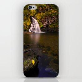 Tourmakeady Waterfall iPhone Skin