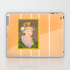 Flora by  Giuseppe Arcimboldo Laptop & iPad Skin