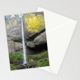 Latourell Falls, Oregon Stationery Cards