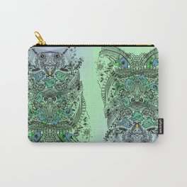 Little Birds and big brother Owl Carry-All Pouch