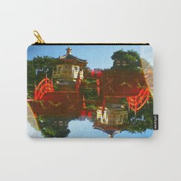 Temples Carry-All Pouch