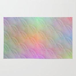 Pattern pastel no. 2 Rug