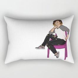DemiLovato Rectangular Pillow