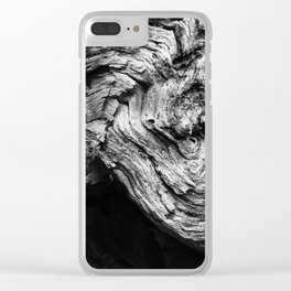 Nature's Personal Truths Clear iPhone Case