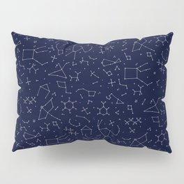 Chemicals and Constellations Pillow Sham