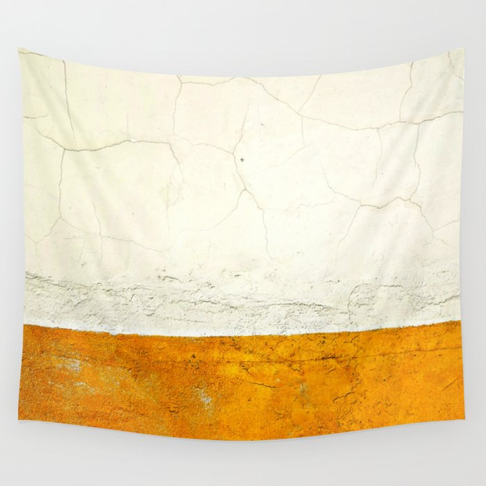 Goldness Wall Tapestry