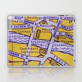 Streets of London 3 Laptop & iPad Skin