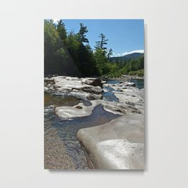A Moment In the Mountains Metal Print