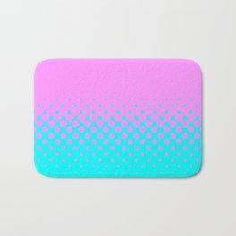 Pink to Blue Bath Mat