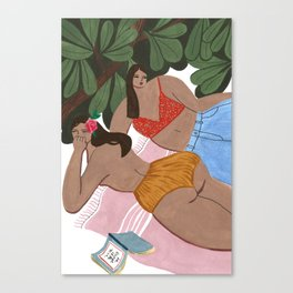 Summah! Canvas Print
