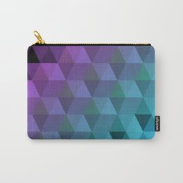 Flight of the Triangles Carry-All Pouch