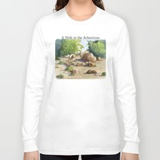 A Walk In the Arboretum Long Sleeve T-shirt