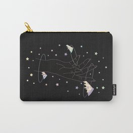 Lost One - Space Pizza Illustration Carry-All Pouch