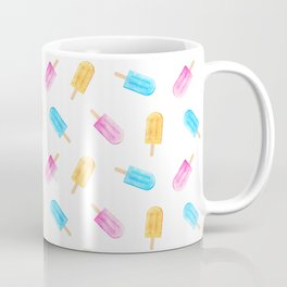 Ice to Meet You - Popsicles on White Coffee Mug