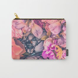 Flower color 4 Carry-All Pouch