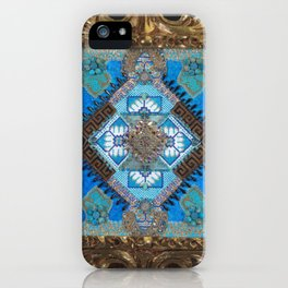 Journey Through Other Lands iPhone Case