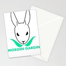 MORGEN GARGIN Stationery Cards