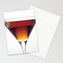 Twist Cocktail Stationery Cards