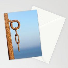 Sea lock Stationery Cards